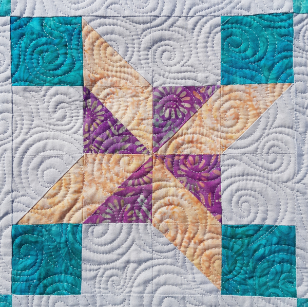 Clay's Choice quilt block | DevotedQuilter.com
