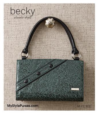 Miche Becky Classic Shell ~ November 2012 ~ Miche Cherish Winter Catalog