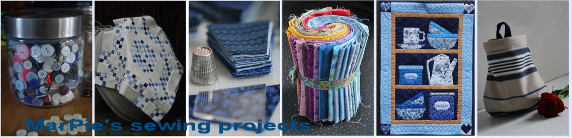 MarPie's sewing projects