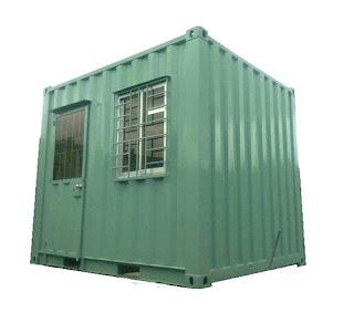 Cho thuê container văn phòng 10 feet