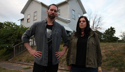 "The Lowdown on Paranormal Lockdown. Season 1 ""Hinden House"""