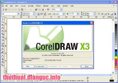 Download CorelDRAW X3 Portable Full