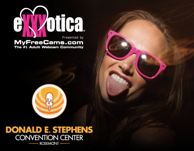 Exxxotica Chicago June 23-25, 2017