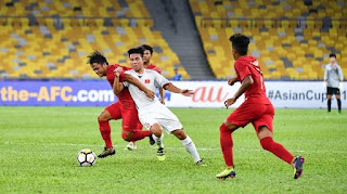 Indonesia vs Vietnam 1-1 Highlights Piala Asia U-16 2018 Malaysia