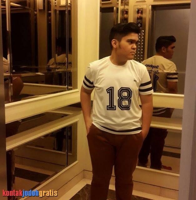 Muhamad Rizky Mahasiswa Tangerang Cari Pacar Serius