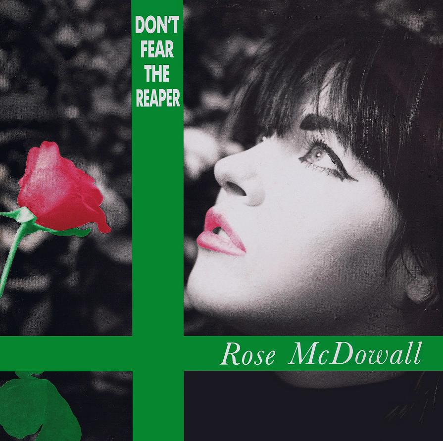 Side Stepping The Mainstream Rose Mcdowall Dont Fear The Reaper