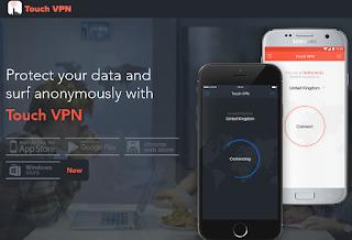 Ulasan Secara Lengkap Tentang Touch VPN gratis, unlimited