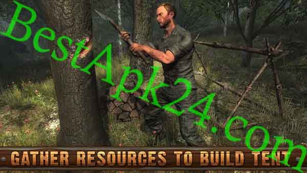 Amazon Jungle Survival Escape MOD APK (Unlimited Money) v1.3 Download 1