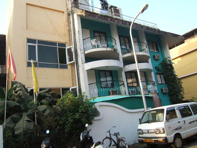 отель Мирамар