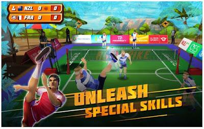Download Roll Spike Sepak Takraw - Game Terbaru 2016