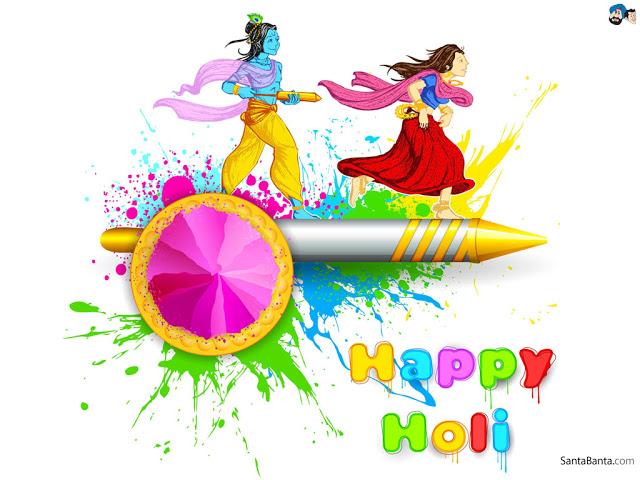 Holi wishes