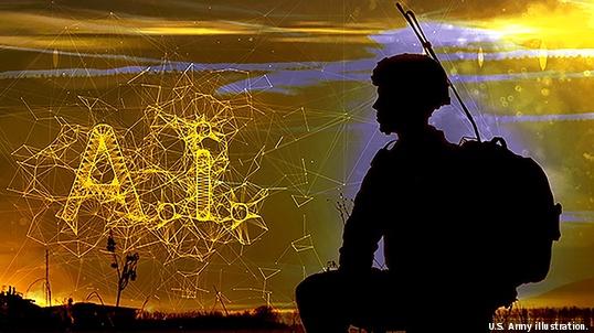 INTELIGENCIA ARTIFICIAL Y ROBOTS ASESINOS - mitos y realidades del 2019  @Uliman73