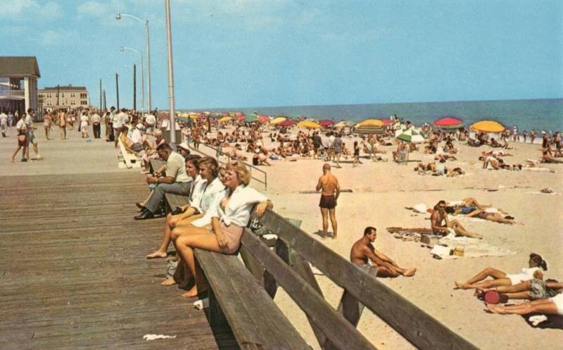 Rehoboth Beach Md The Best Beaches In World