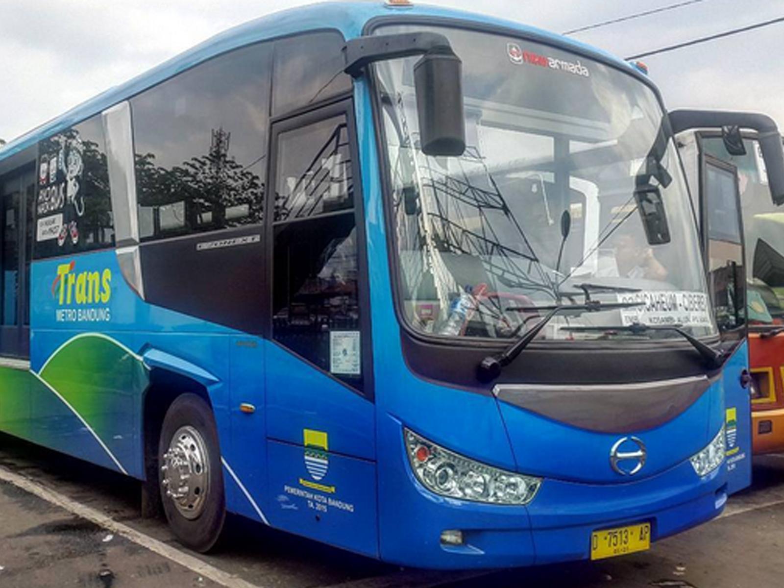 Bus Trans Metro Bandung