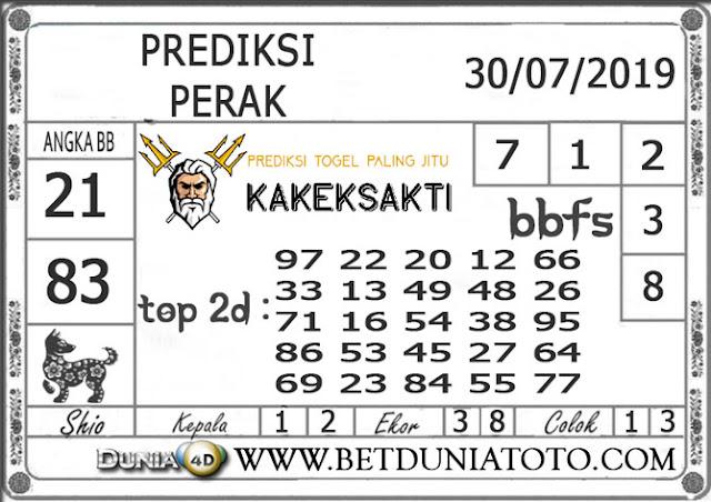 """Prediksi Togel """"PERAK"""" DUNIA4D 30 JULI 2019"""