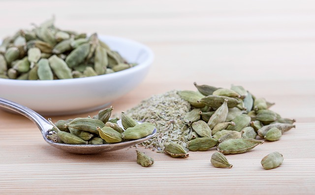 El cardamomo ha sido utilizado por siglos para beneficiar la digestión