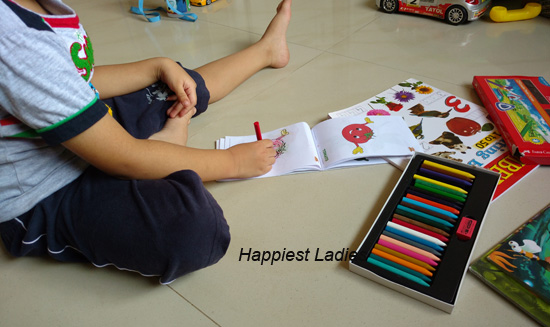 How to improve Pencil grip in your child