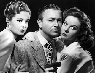 Susan Hayward, Robert Young y Jane Greer - (They Won't Believe Me)