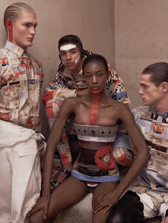 The New Ethnic by Mariano Vivanco | DSECTION