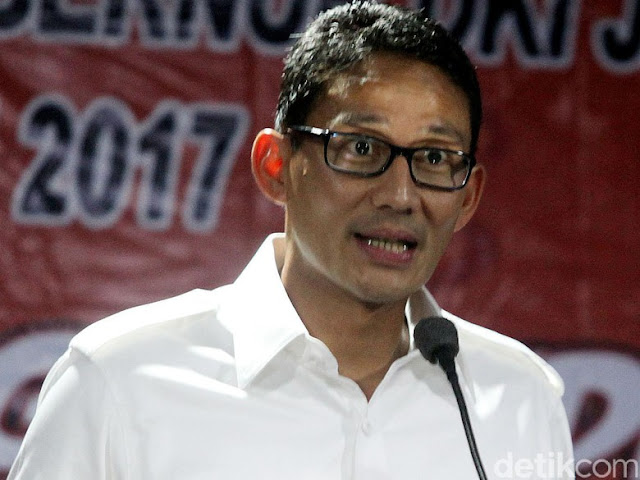 PD Sebut PAN-PKS Terima Dana Rp 500 M Dari Sandi Untuk Jadi Cawapres Prabowo