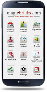 Real Estate and Property Search Apps in India