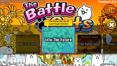 Main The Battle Cats