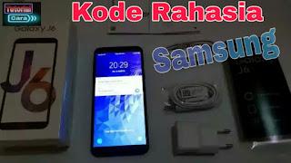 Secreet code Samsung