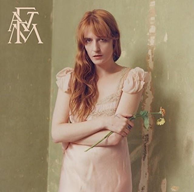 Florence + the Machine divulga capa do novo álbum e lança clipe