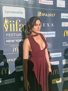 Nargis Fakhri AT IIFA 2017