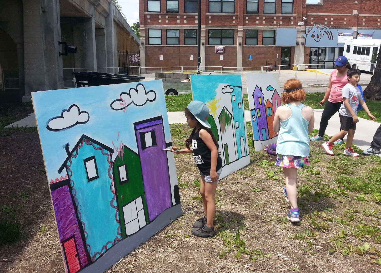 Hello Neighbor - 606 Block Party - Coloring Book | andrea jablonski ...