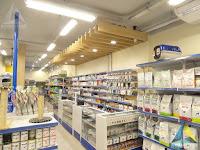 projeto arquitetura mobiliário farmácia medicamentos loja pet shop Ar Mar