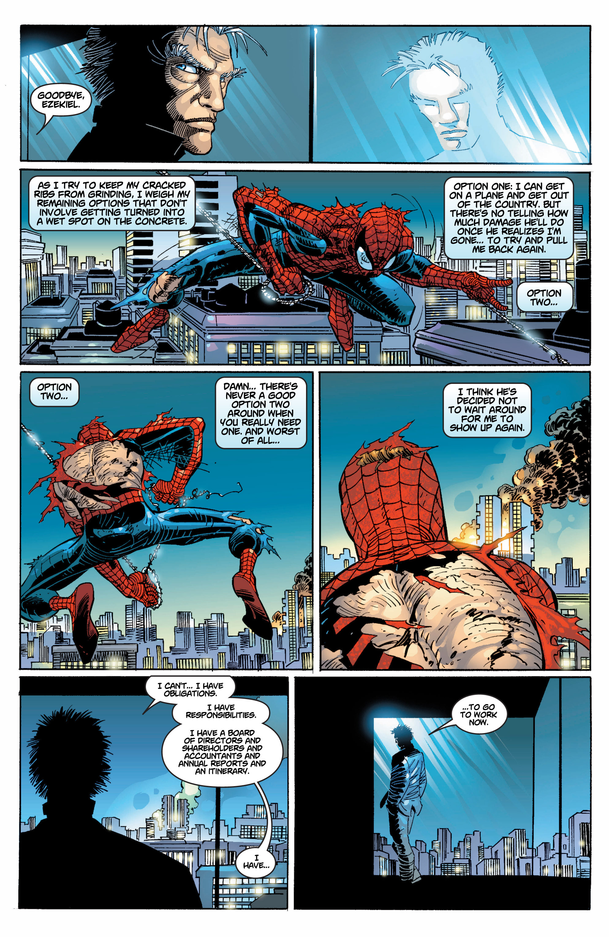 The Amazing Spider-Man (1999) 34 Page 3