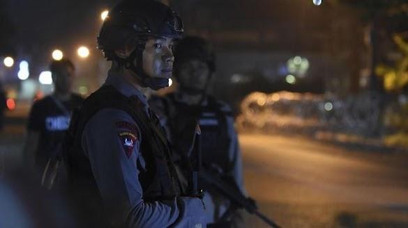 Lima Polisi dan Satu Tahanan Tewas Akibat Rusuh Mako Brimob