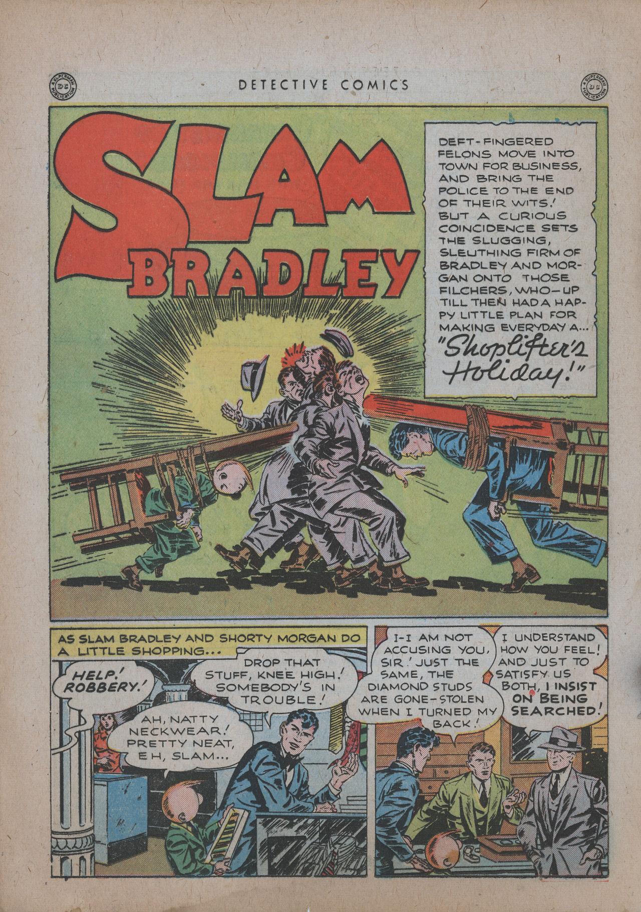 Read online Detective Comics (1937) comic -  Issue #101 - 16