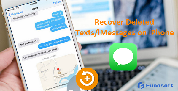 recover deleted texts iphone best iphone recovery software how to recover deleted sms 15946