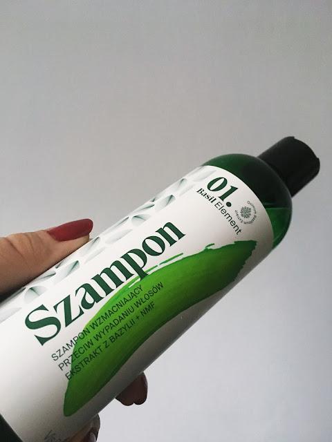 szampon basil element opinie