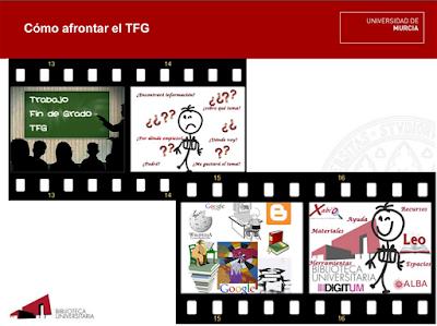 Jornada: Cómo afrontar el TFG.
