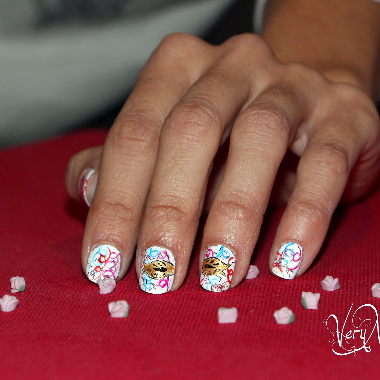 Febrero 2015 Verynailsart Blog De Uñas Decoradas Nail Art Paso
