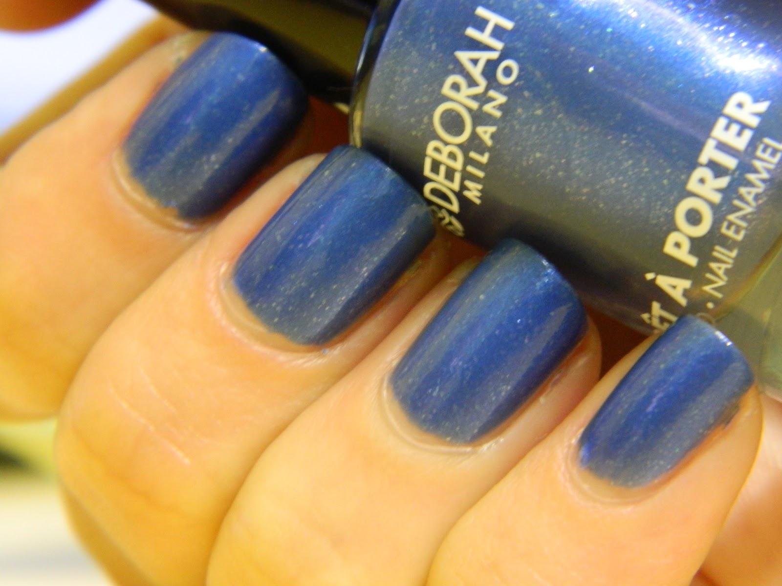 Mostly nail polish: Deborah Milano - Celestial Sky