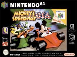 Roms de Nintendo 64 Mickeys Speedway (Español) ESPAÑOL descarga directa