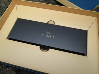 Pena Mewah Aigner A00766 New Original Aigner With Luxury Box