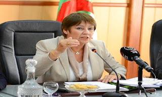 رسالة معالي السيدة وزيرة التربية الوطنية إلى مترشحي شهادة الباكالوريا دورة 2018