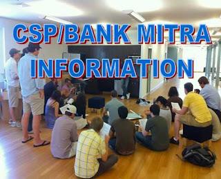 BANK MITRA