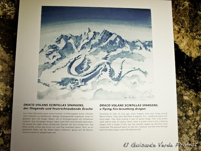 Dragon's Trail - Monte PIlatus, Lucerna, por El Guisante Verde Project