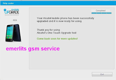 Madison : Alcatel upgrade tool 4 2 7 download