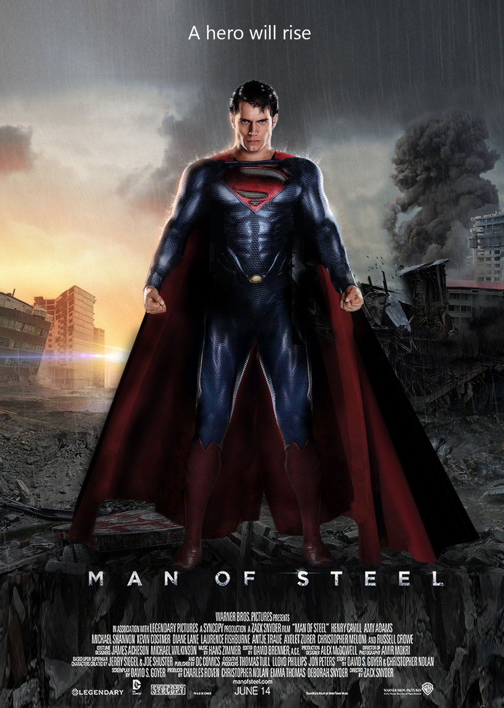 Nonton Film Man of Steel (2013)