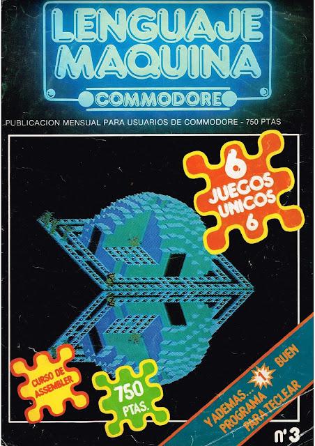 Lenguaje Máquina Commodore