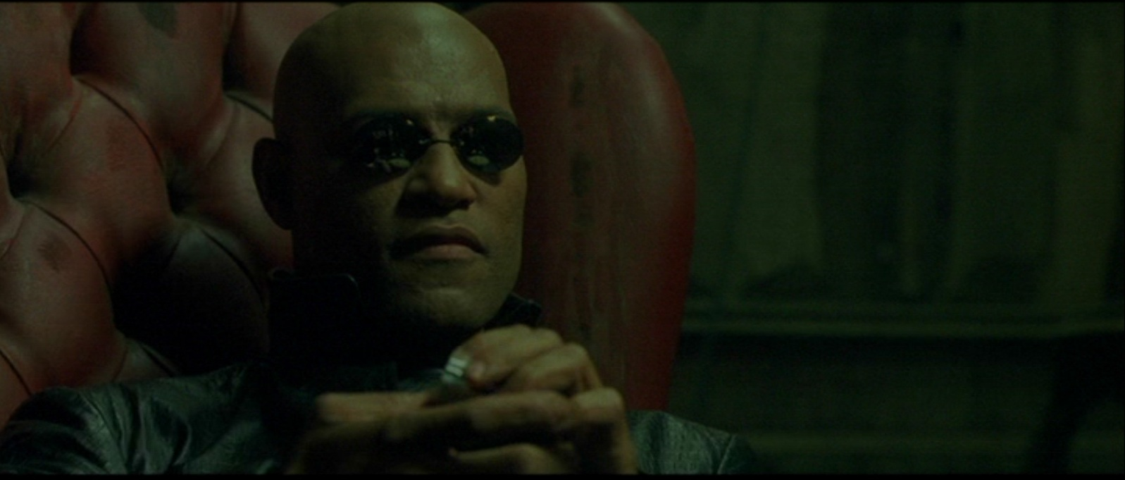 Morpheus trinity and neos journey to success in the matrix