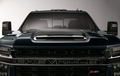 2020 Chevy Silverado HD Première Image annonce