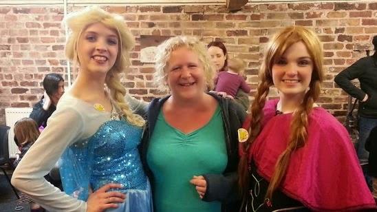 Frozen Disney Princesses Little Fun Fest Red House Farm Chester